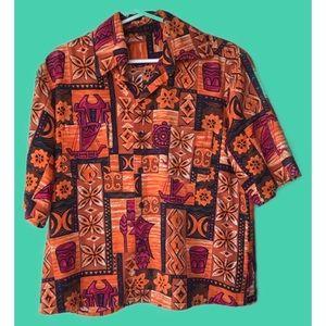Vintage 50's/60's Hawaiian shirt